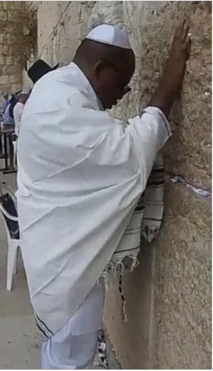 Nnamdi Kanu Latest Speech from Israel