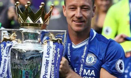 Former Chelsea star, John Terry announces retirement from football at the age of 37