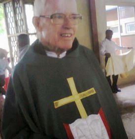 Longest serving principal in Nigeria, Reverend Father Angus Frase dies at 87