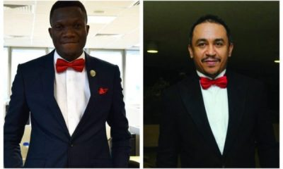 Man evicted from church for appearing on Daddy Freeze show