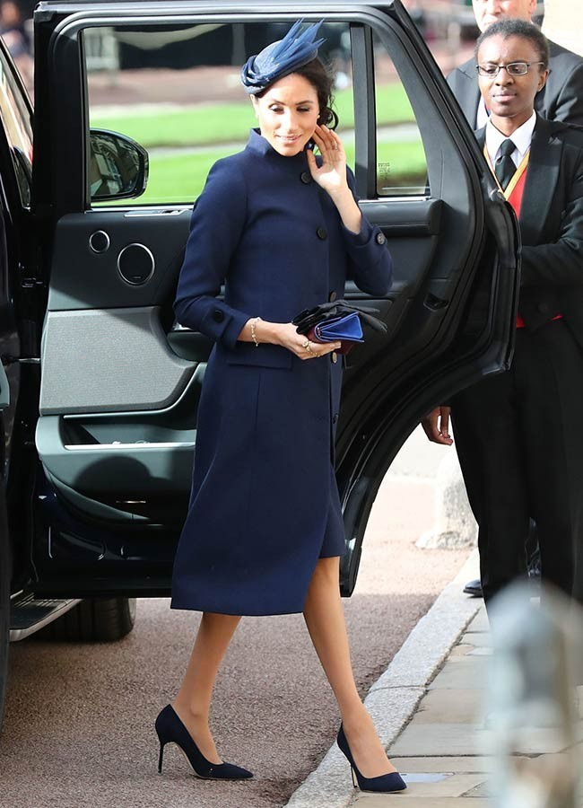 Meghan Markle, the Duchess of Sussex, is pregnant!