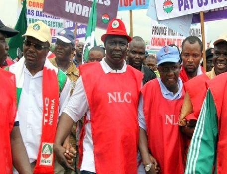Breaking: Nigeria Labour Congress suspends planned strike