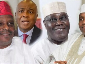 PDP Presidential Primary