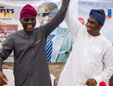 Lagos 2019 Election: Sanwo-Olu picks former contestant, Femi Hamzat as running mate