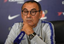 Chelsea vs Manchester United: Sarri speaks on Mourinho ahead of Saturday match