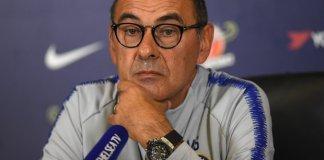 Chelsea vs Manchester United: Sarri speaks on Mourinho ahead of Saturday match