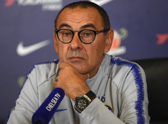 Sarri to be sacked if Chelsea lose Carabao Cup final