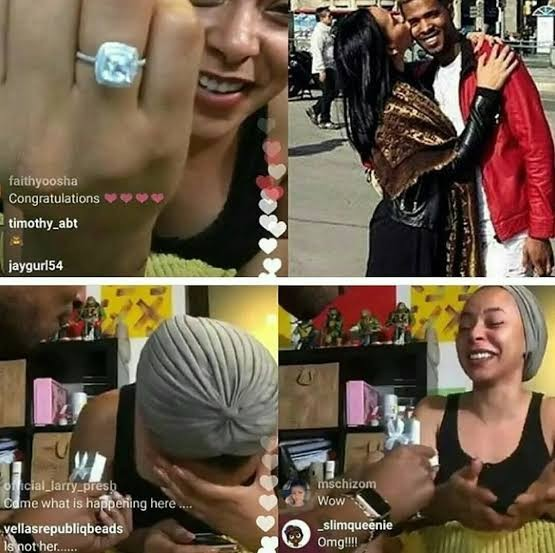 Tboss' sister, Wendy, dumps her baby daddy, Dameon
