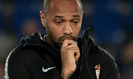 Thierry Henry suffers defeat in debut match as Monaco head coach