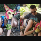 Transgender man identifies as dog, says his animal role brings him closer to his husband, or 'handler' (Photos/Video)