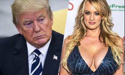 U.S. President Trump seeks dismissal of Stormy Daniels' lawsuit over hush money agreement