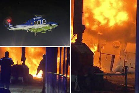 Leicester helicopter crash: Man United, Chelsea, Man City, Roma, react