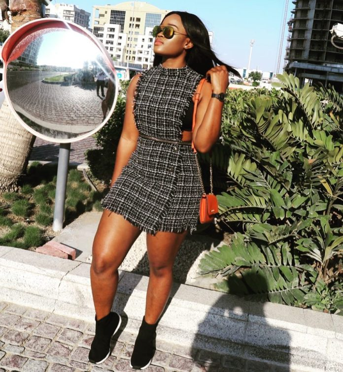 Cee C shares beautiful and warmth moment in Dubai (photos/video)