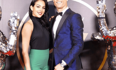 Cristiano Ronaldo 'is engaged to girlfriend Georgina Rodriguez'