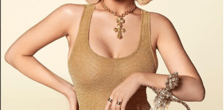Kylie Jenner shows off her curves in hot new photos