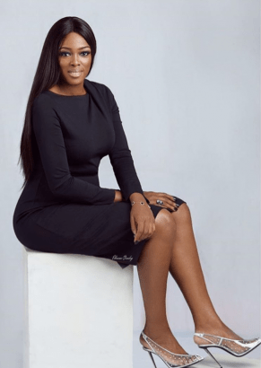Linda Ikeji's baby daddy allegedly rejects her and the baby
