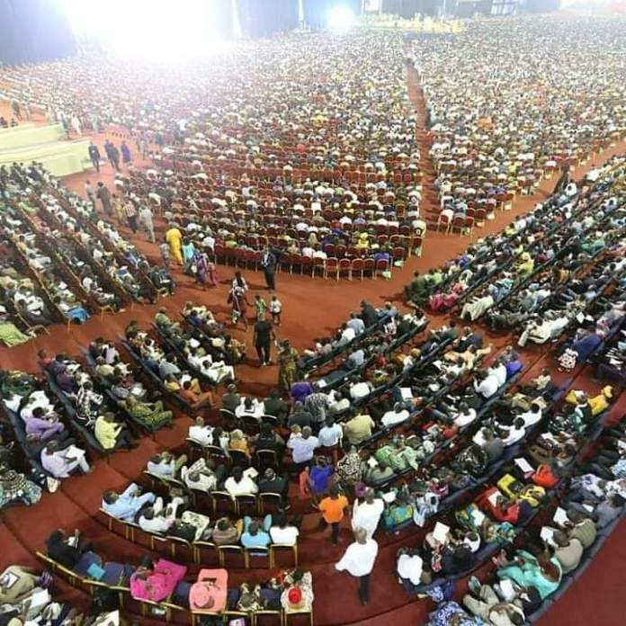 Photos of Dunamis Glory Dome - The World Largest Church Auditorium
