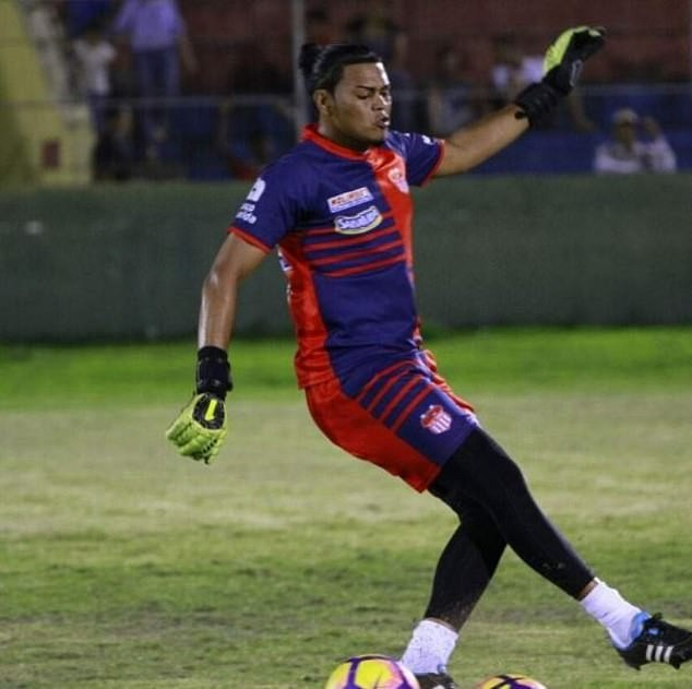 Honduran goalkeeper 'assassinated with several gunshots while chatting with friends in hotel bar'