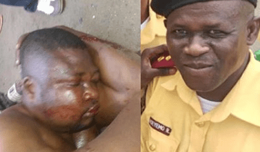 FSARS officer who shot LASTMA official dead in Lagos