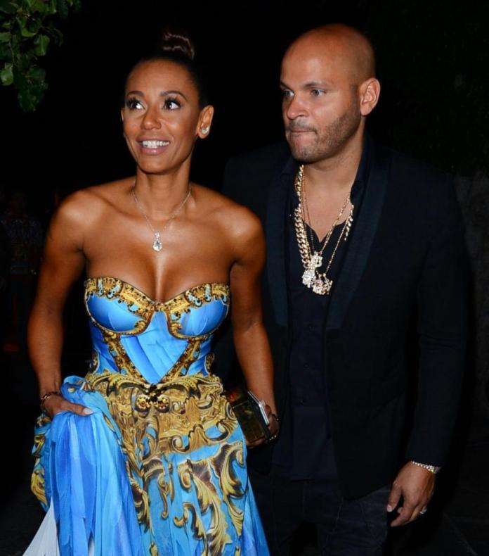 Mel B finally speaks on raunchy threesomes with her ex Stephen Belafonte turned into a nightmare