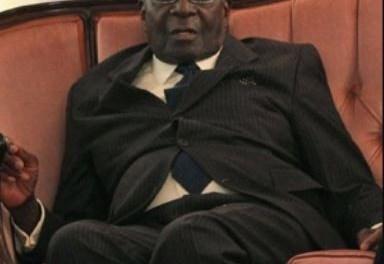 Robert Mugabe is sick and unable to walk, says President Emmerson Mnangagwa