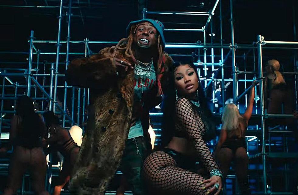 Watch Nicki Minaj 'Good Form' Video ft Lil Wayne