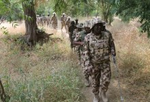 Nigerian troops commence 7-day special operation to clear forests