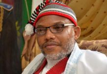 IPOB Leader Nnamdi Kanu Suspends Live Broadcast