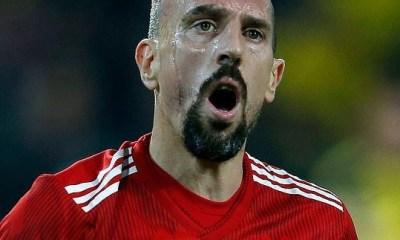 Franck Ribery slaps French reporter