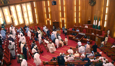 Nigerian Senate to reconvene on Tuesday January 29th over Onnoghen's suspension