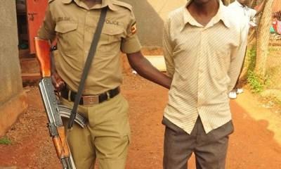 Uganda man nabbed for allegedly defiling 7-year-old girl