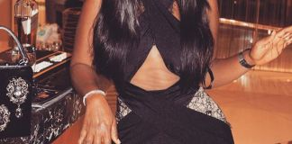 Beautiful photos of Ceec at the Eloy Awards party