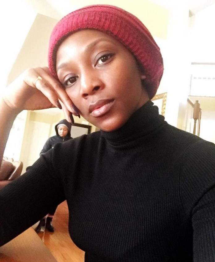 Nollywood actress, Genevieve replies man who told her she needs an education after she wrote about sexual harassment