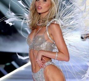 Supermodel Elsa Hosk rocks $1million Fantasy Bra at Victoria Secret Fashion Show