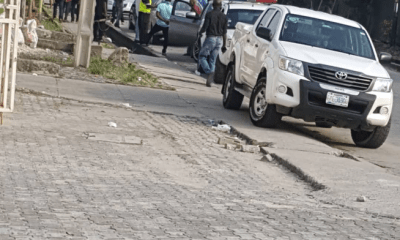 Man found cut open by suspected ritualists and abandoned in his car in Lekki Phase 1