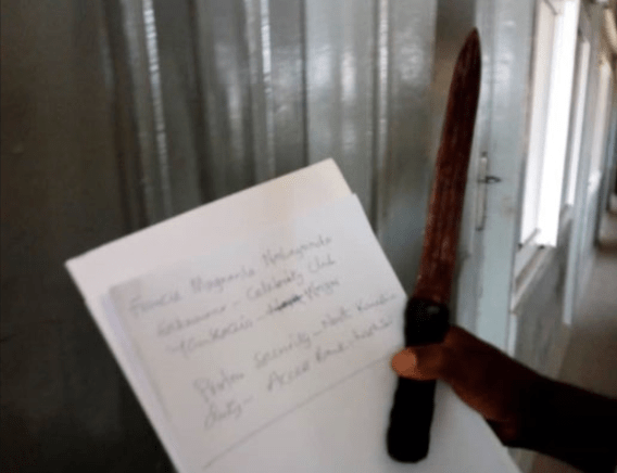 Assemblies of God pastor stabbed to death by his nephew during church service (video)