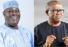 Atiku, Obi storm Aba today