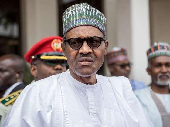Buhari visits Borno