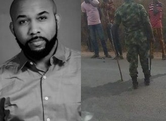 BankyW calls out Nigerian Army, BankyW calls out Nigerian Army following reports of three men harassed by soldiers for keeping Afros in Enugu, Premium News24