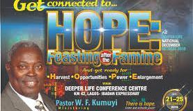 Deeper Life Bible Church 2018 December Retreat Live Broadcast
