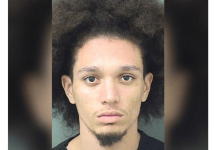 A student at Florida Atlantic University in Boca Raton, Florida, was reportedly arrested last week after he allegedly took to social media
