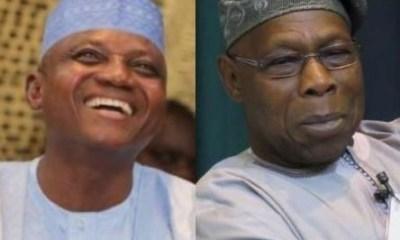 Garba Shehu attacks Obasanjo