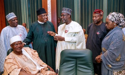 Jubril resigns after today's Federal Executive Council meeting