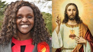 Lawmaker compares herself to Jesus
