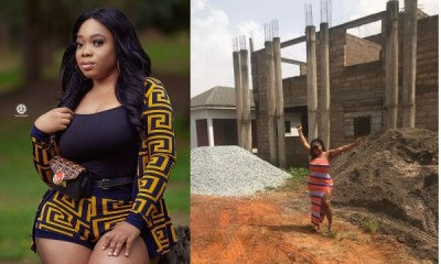 Moesha Buduong has been accused of sleeping with married men, just after she took to Instagram to show off her new house.