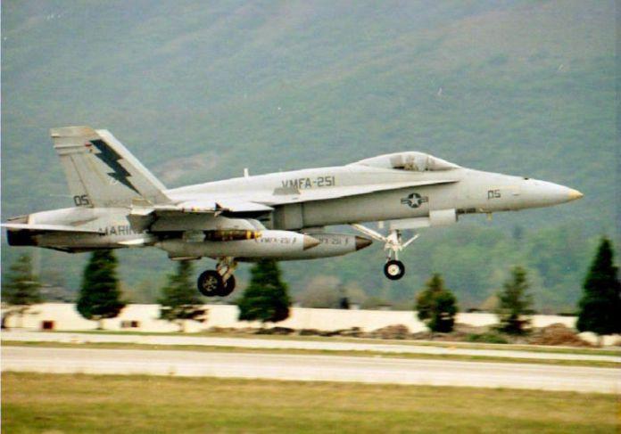 Six missing after U.S. military aircraft crash off Japan