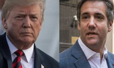 Donald Trump's former attorney Michael Cohen referred to President Trump as a racist, con man, and cheat during his opening statement