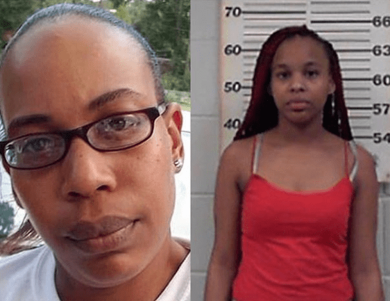 Teenage sisters charged with stabbing and fatally shooting their mother