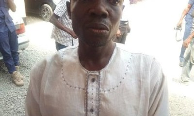 CAC Pastor arrested for allegedly impregnating 16-year-old girl in Ondo