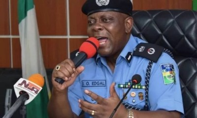 The Nigeria Police has redeployed the Commissioner of Police in Lagos State, Imohimi Edgal. Edgal was redeployed
